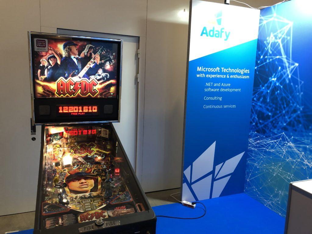 How to build pinball high score with Azure DevOps - Panu Oksala